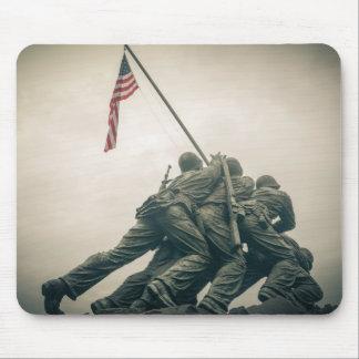 Alfombrilla De Ratón Monumento de Iwo Jima en Washington DC