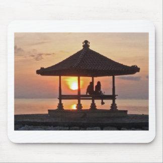 Alfombrilla De Ratón Moring en la isla de Bali