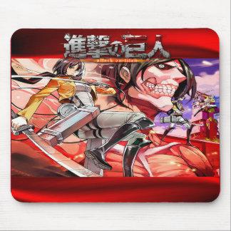 Alfombrilla De Ratón Mouse Pad Anime collection