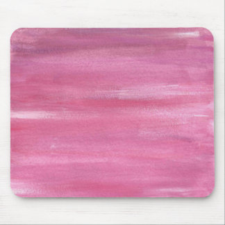 Alfombrilla De Ratón Mousepad abstracto rosado de la pintura