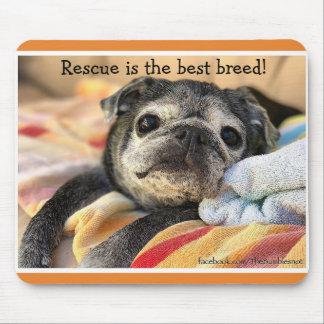 Alfombrilla De Ratón Mousepad de Bumblesnot: ¡El rescate es la mejor