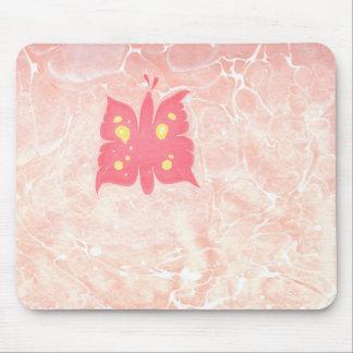 Alfombrilla De Ratón mousepad de la mariposa