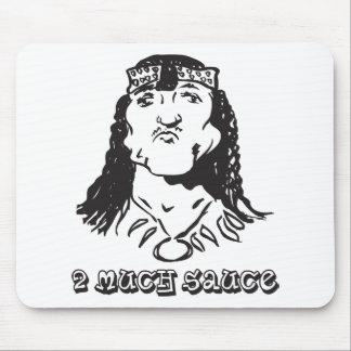 Alfombrilla De Ratón mucho-salsa 2