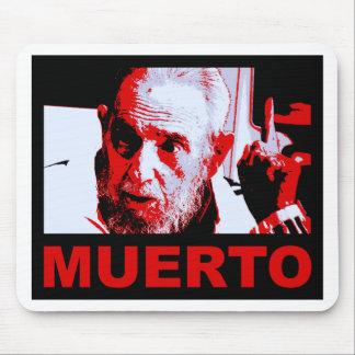 Alfombrilla De Ratón Muerto de Castro (rojo)