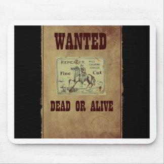Alfombrilla De Ratón Muertos o vivo queridos