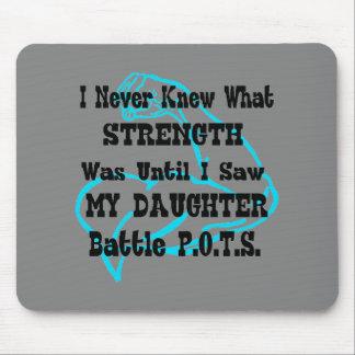 Alfombrilla De Ratón Muscle/I nunca conocía… a la hija