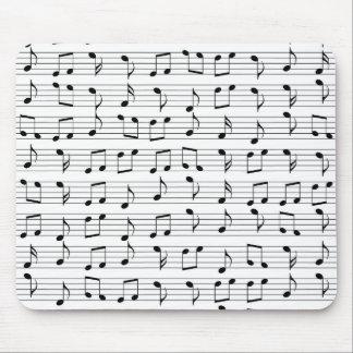 Alfombrilla De Ratón Música