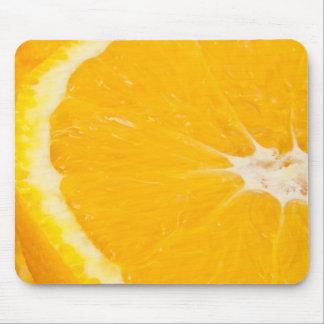 Alfombrilla De Ratón Naranja Zesty