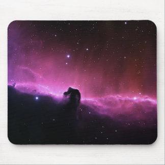 Alfombrilla De Ratón NASA de Barnard 33 de la nebulosa de Horsehead