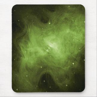 Alfombrilla De Ratón Nebulosa de cangrejo, remanente de la supernova,