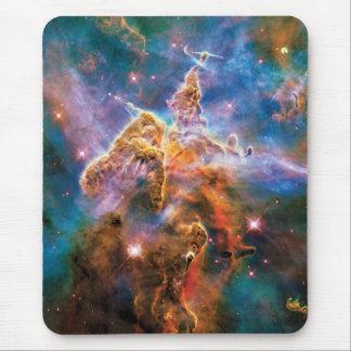 Alfombrilla De Ratón Nebulosa mística de Carina de la montaña