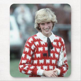 Alfombrilla De Ratón No.42 polo 1983 de la princesa Diana