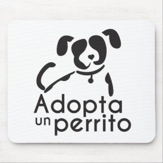 Alfombrilla De Ratón No compres un amigo adoptado
