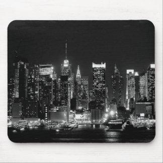 Alfombrilla De Ratón Noche de New York City