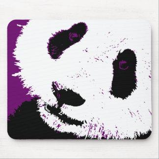 Alfombrilla De Ratón panda.