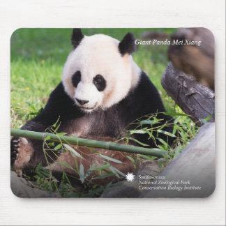 Alfombrilla De Ratón Panda gigante Mei Xiang
