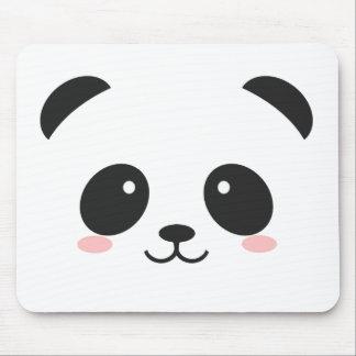 Alfombrilla De Ratón Panda sonriente linda