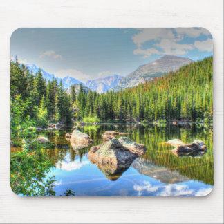 Alfombrilla De Ratón Parque Nacional de las Montañas Rocosas Colorado