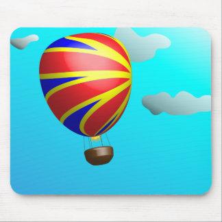 Alfombrilla De Ratón Paseo del globo del aire caliente