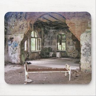 Alfombrilla De Ratón Pasillos y cuartos, hospital de Beelitz, lugares