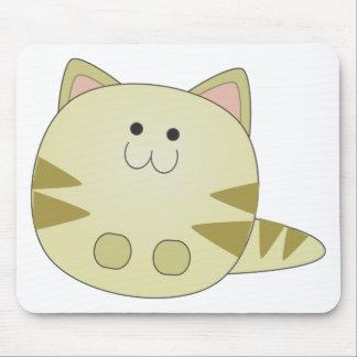 Alfombrilla De Ratón Pequeño gato lindo