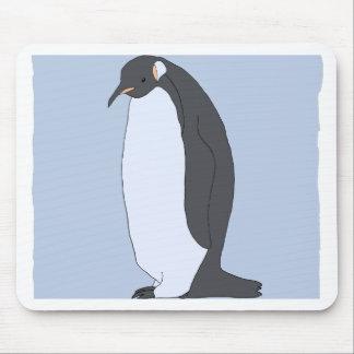 Alfombrilla De Ratón Pingüino grande