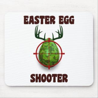 Alfombrilla De Ratón pistola del huevo de Pascua, desgin divertido del