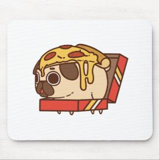 Alfombrilla De Ratón Pizza Pug-01