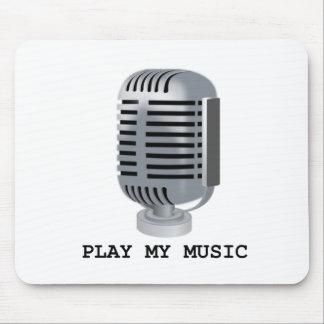 ALFOMBRILLA DE RATÓN PLAY MY MUSIC