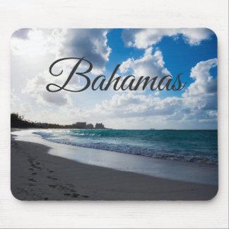 Alfombrilla De Ratón Playa de las Bahamas