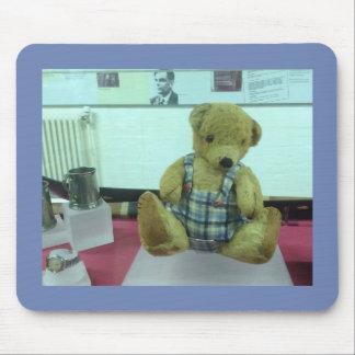 Alfombrilla De Ratón Porgy, oso del peluche de Alan Turing