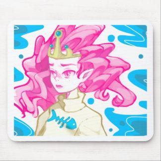 Alfombrilla De Ratón Princesa del mar