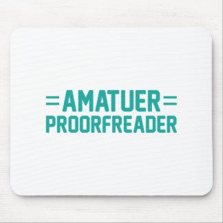 Alfombrilla De Ratón Proorfreader