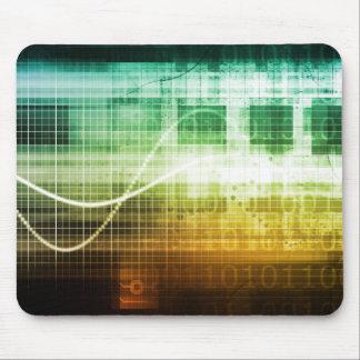 Alfombrilla De Ratón Protección de datos y exploración de la seguridad