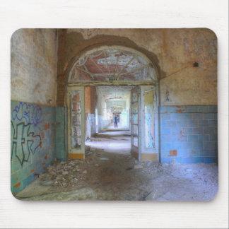 Alfombrilla De Ratón Puertas y pasillos 03,0, lugares perdidos, Beelitz