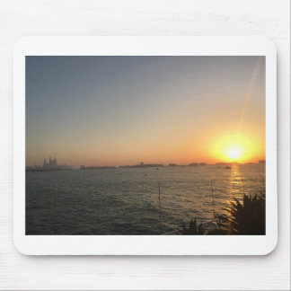Alfombrilla De Ratón puesta del sol