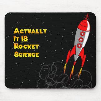 Alfombrilla De Ratón Realmente, ES ingeniería espacial