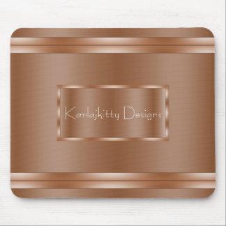 Alfombrilla De Ratón Reflexión de cobre