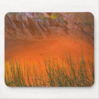 Alfombrilla De Ratón Reflexión en el barranco el | Glen Canyon, UT de