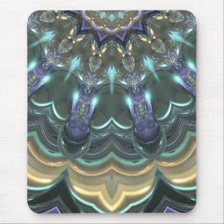 Alfombrilla De Ratón Reflexiones cristalinas de Sun