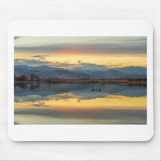 Alfombrilla De Ratón Reflexiones del lago McCalls