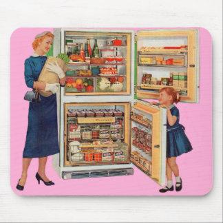 Alfombrilla De Ratón refrigerador de la abundancia