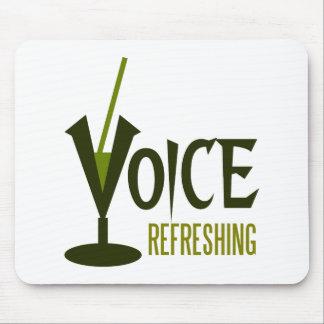 Alfombrilla De Ratón restauración de la voz