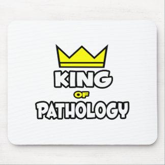 Alfombrilla De Ratón Rey de la patología