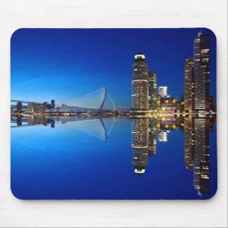 Alfombrilla De Ratón Rotterdam, Holanda