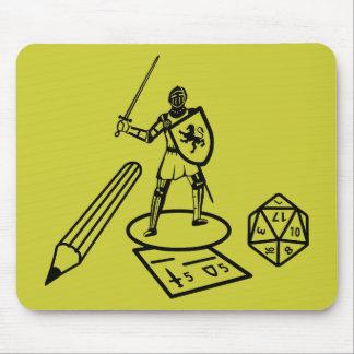 Alfombrilla De Ratón RPG/Boardgame - Mousepad