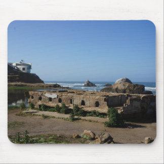 Alfombrilla De Ratón Ruinas de los baños de Sutro - San Francisco