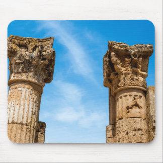 Alfombrilla De Ratón Ruinas romanas de la ciudad