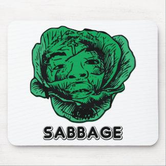 Alfombrilla De Ratón Sabbage