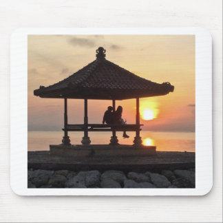 Alfombrilla De Ratón Salida del sol en Bali